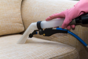Don't try to clean your upholstery at home. Call a professional cleaning service | 310-545-8750